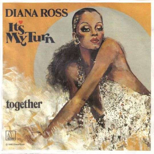 Coverafbeelding It's My Turn - Diana Ross