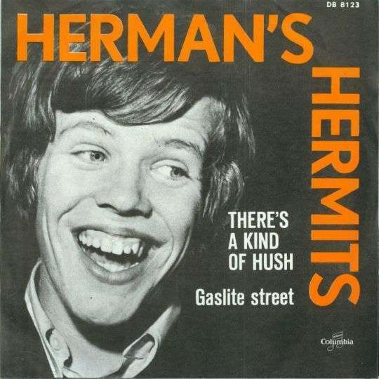 Coverafbeelding There's A Kind Of Hush - Herman's Hermits