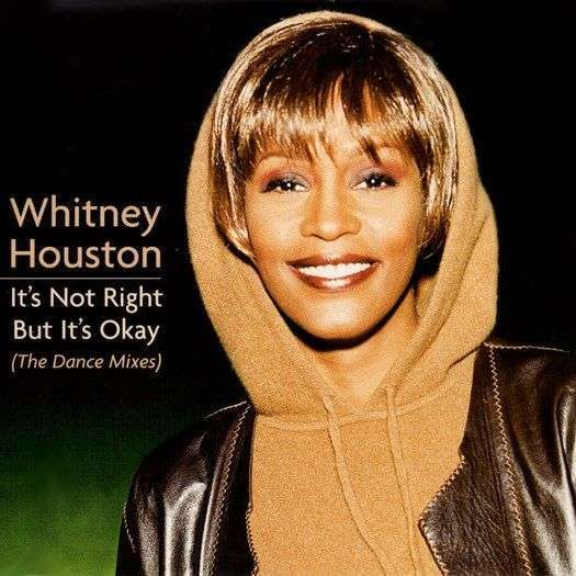 Coverafbeelding It's Not Right But It's Okay - Whitney Houston