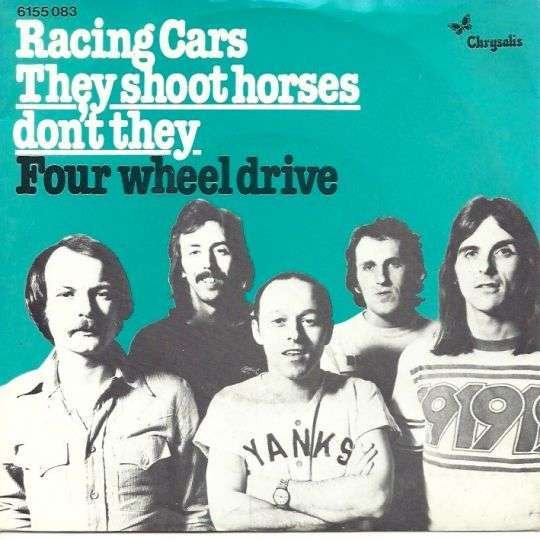 Coverafbeelding Racing Cars - They Shoot Horses Don't They