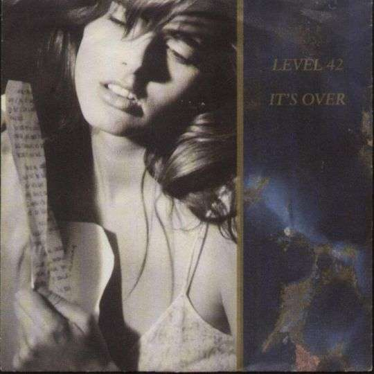 Coverafbeelding Level 42 - It's Over