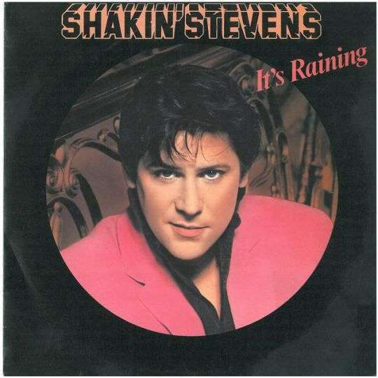 Coverafbeelding It's Raining - Shakin' Stevens