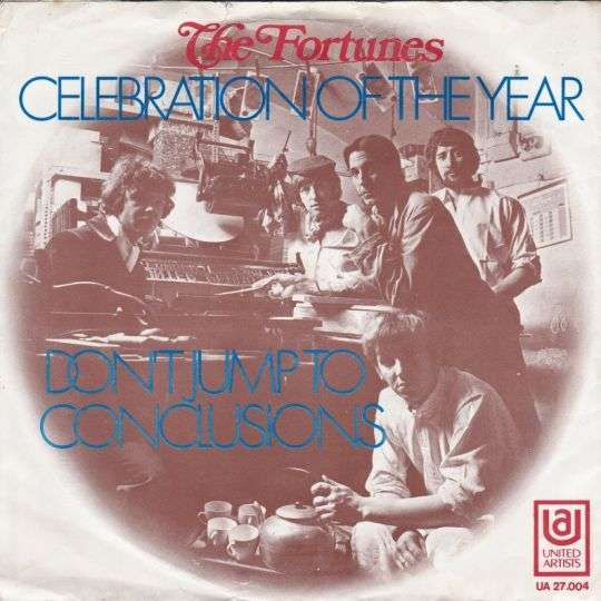 Coverafbeelding The Fortunes - Celebration Of The Year
