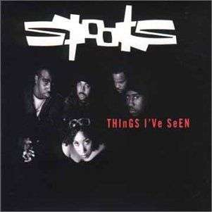 Coverafbeelding Things I've Seen - Spooks