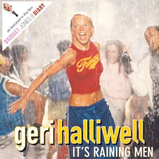 Coverafbeelding It's Raining Men - Geri Halliwell