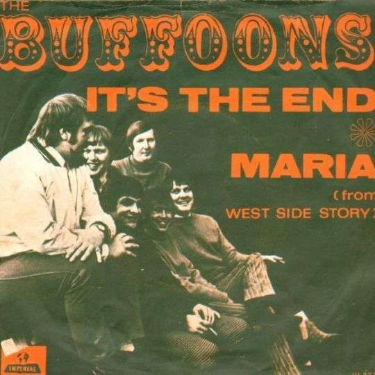 Coverafbeelding It's The End - The Buffoons