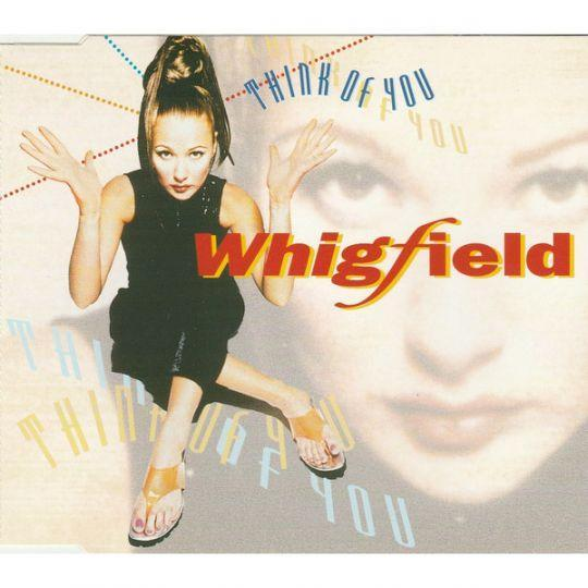 Coverafbeelding Think Of You - Whigfield