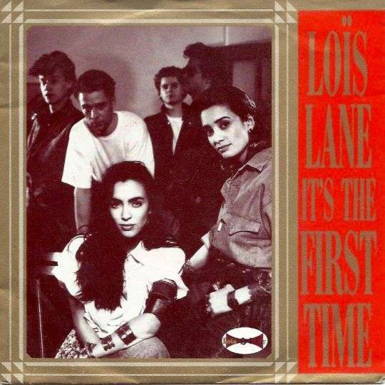 Coverafbeelding It's The First Time - Loïs Lane