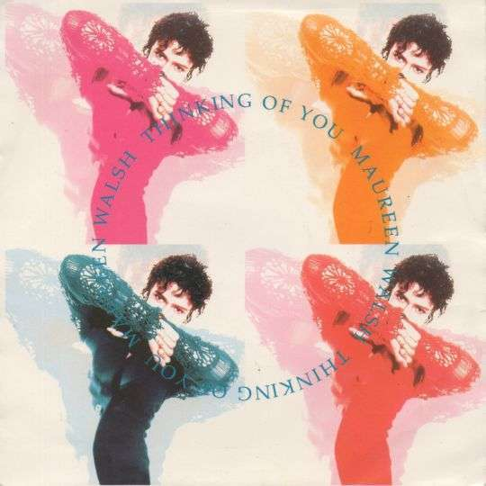 Coverafbeelding Thinking Of You - Maureen Walsh