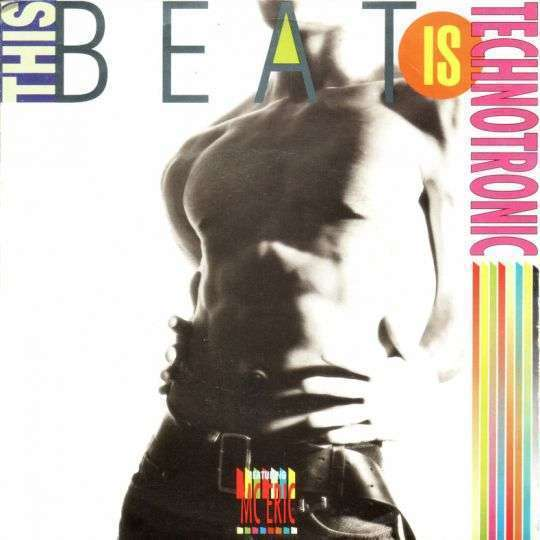 Coverafbeelding This Beat Is Technotronic - Technotronic Featuring Mc Eric