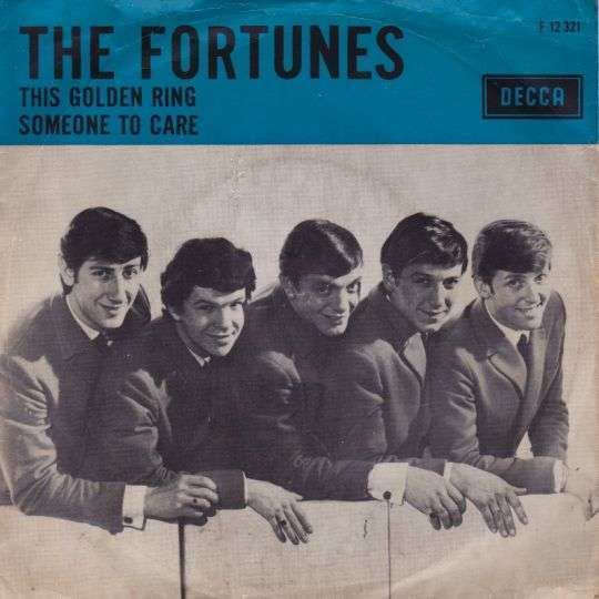 Coverafbeelding The Fortunes - This Golden Ring