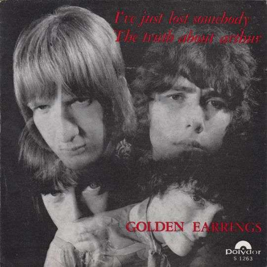 Coverafbeelding I've Just Lost Somebody - Golden Earrings