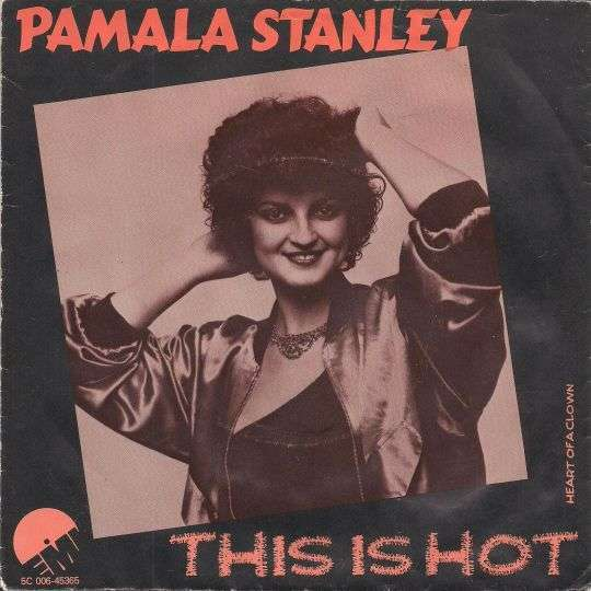Coverafbeelding Pamala Stanley - This Is Hot