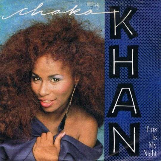 Coverafbeelding This Is My Night - Chaka Khan