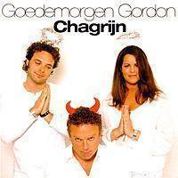 Coverafbeelding Chagrijn - Goedemorgen Gordon