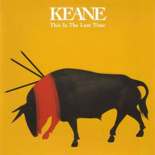 Coverafbeelding This Is The Last Time - Keane