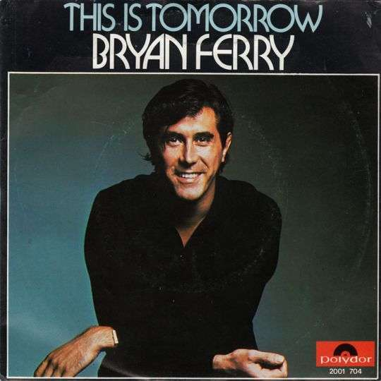 Coverafbeelding Bryan Ferry - This Is Tomorrow