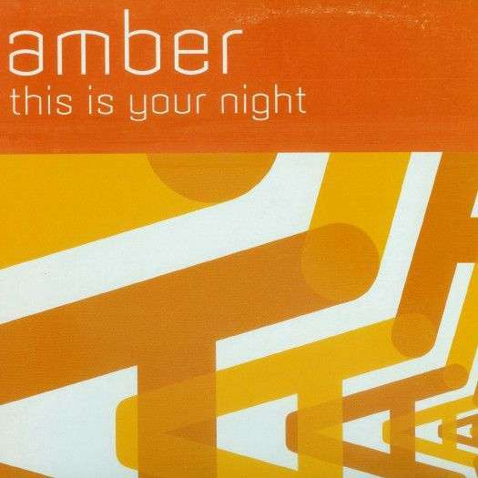 Coverafbeelding Amber ((= Marie Claire Cremers)) - This Is Your Night