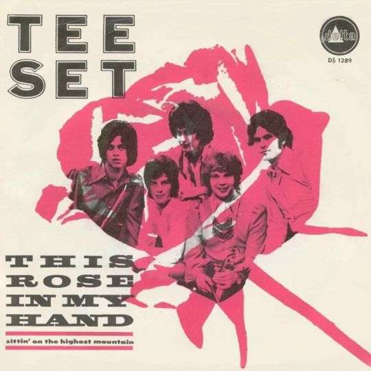 Coverafbeelding This Rose In My Hand - Tee Set