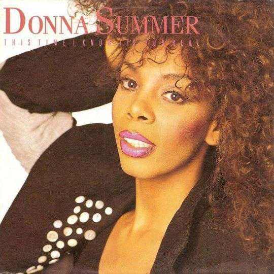 Coverafbeelding Donna Summer - This Time I Know It's For Real