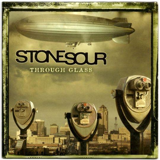 Coverafbeelding Stone Sour - Through Glass