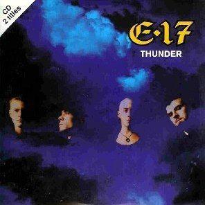 Coverafbeelding Thunder - E-17