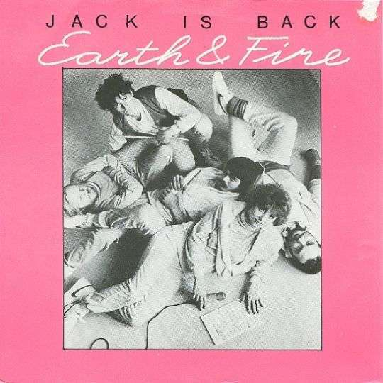 Coverafbeelding Jack Is Back - Earth & Fire