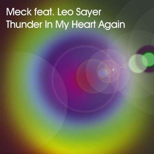 Coverafbeelding Thunder In My Heart Again - Meck Feat. Leo Sayer