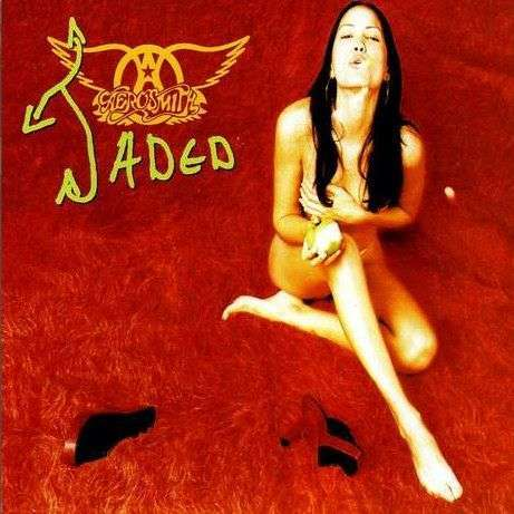 Coverafbeelding Jaded - Aerosmith