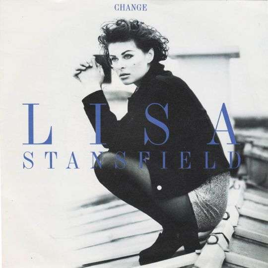 Coverafbeelding Change - Lisa Stansfield