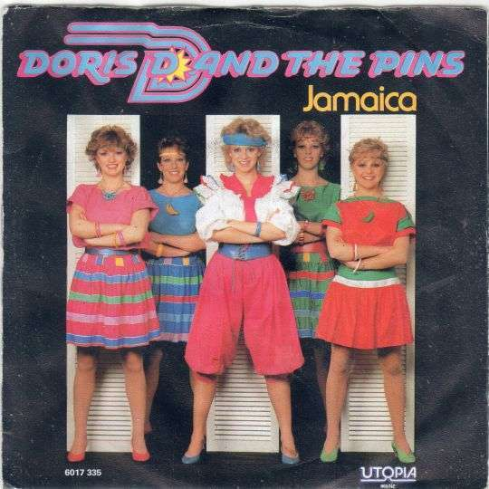 Coverafbeelding Jamaica - Doris D And The Pins