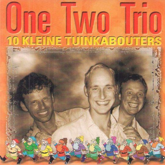 Coverafbeelding One Two Trio - 10 Kleine Tuinkabouters