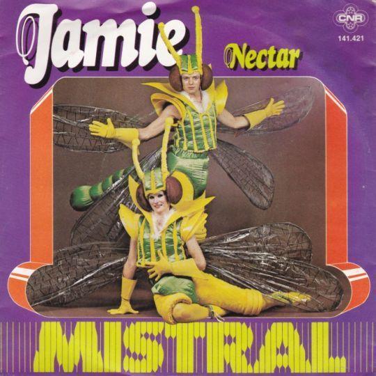 Coverafbeelding Mistral - Jamie