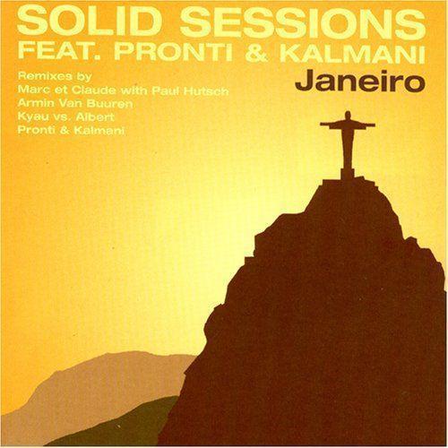 Coverafbeelding Solid Sessions - Janeiro (The Pronti & Kalmani Mixes)