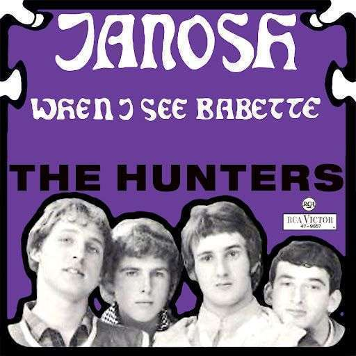 Coverafbeelding Janosh - The Hunters