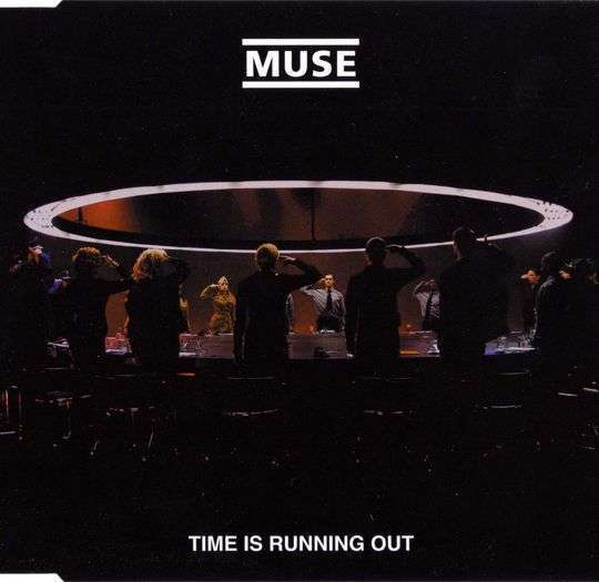 Coverafbeelding Time Is Running Out - Muse