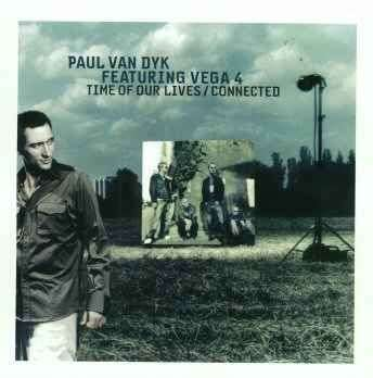 Coverafbeelding Time Of Our Lives - Paul Van Dyk Featuring Vega 4