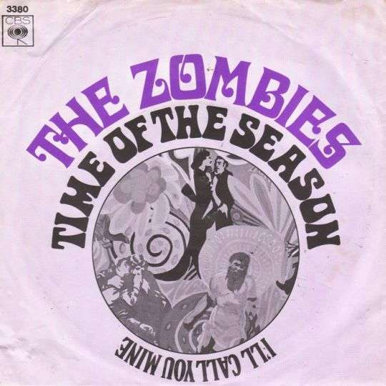 Coverafbeelding The Zombies - Time Of The Season