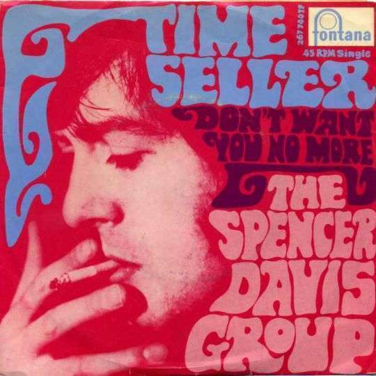 Coverafbeelding Time Seller - The Spencer Davis Group