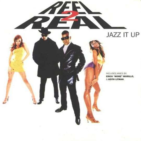 Coverafbeelding Reel 2 Real - Jazz It Up