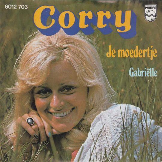 Coverafbeelding Je Moedertje - Corry