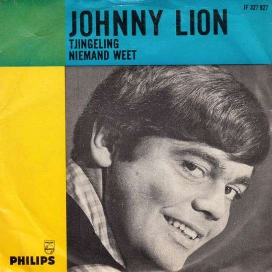 Coverafbeelding Tjingeling - Johnny Lion
