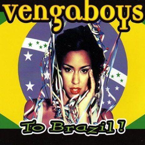 Coverafbeelding To Brazil! - Vengaboys