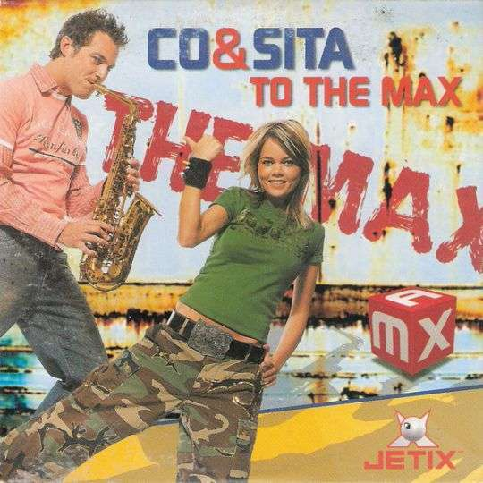 Coverafbeelding To The Max - Co & Sita