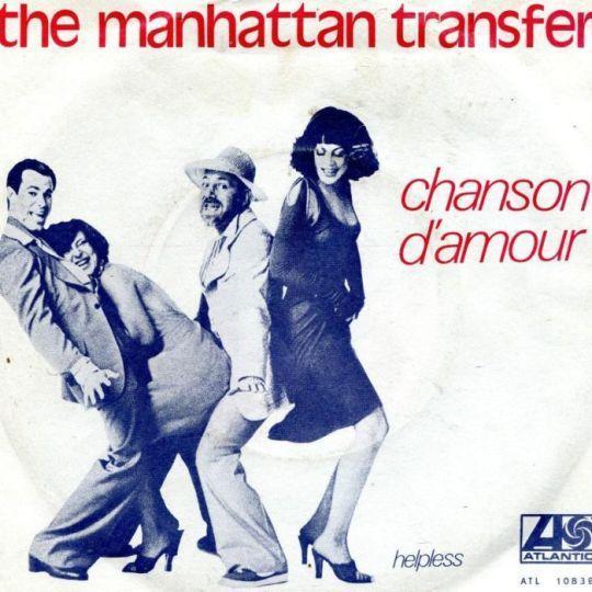 Coverafbeelding The Manhattan Transfer - Chanson D'amour