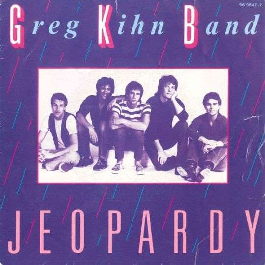 Coverafbeelding Jeopardy - Greg Kihn Band
