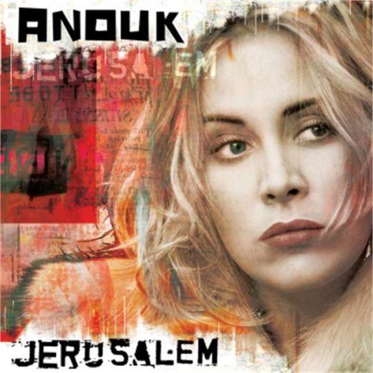 Coverafbeelding Jerusalem - Anouk