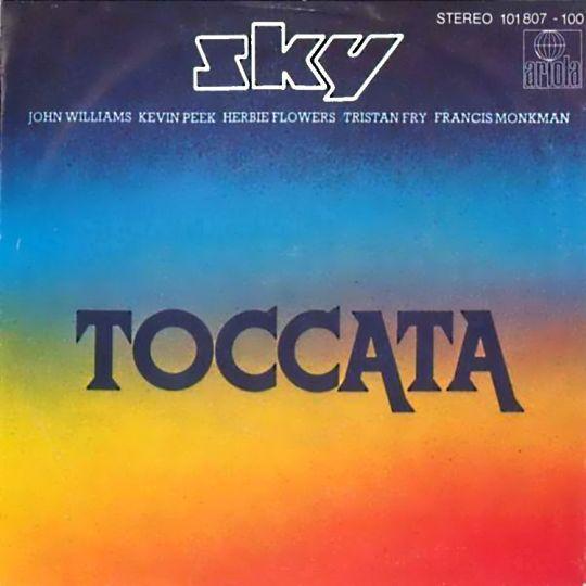 Coverafbeelding Sky - Toccata