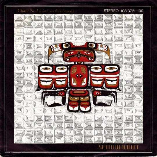 Coverafbeelding Chant No. 1 (I Don't Need This Pressure On) - Spandau Ballet