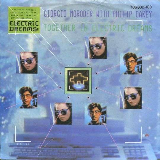 Coverafbeelding Together In Electric Dreams - Giorgio Moroder With Philip Oakey